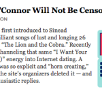 Sinead O'Connor's Lust and Longing, June 9, 2013