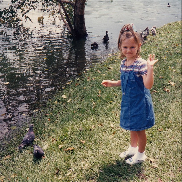 Autumn and Ducks in Tallahassee